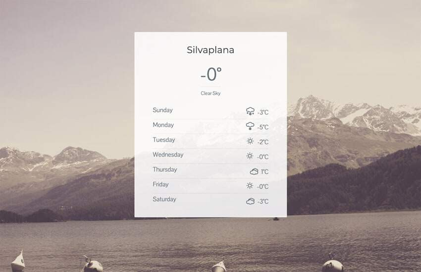 weather plugin