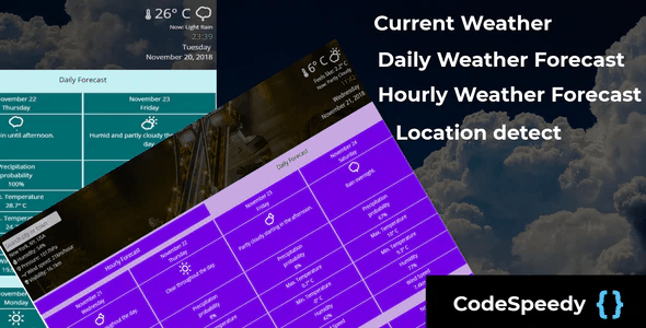 Dark-Sky-Weather-Forecast-WordPress-Plugin