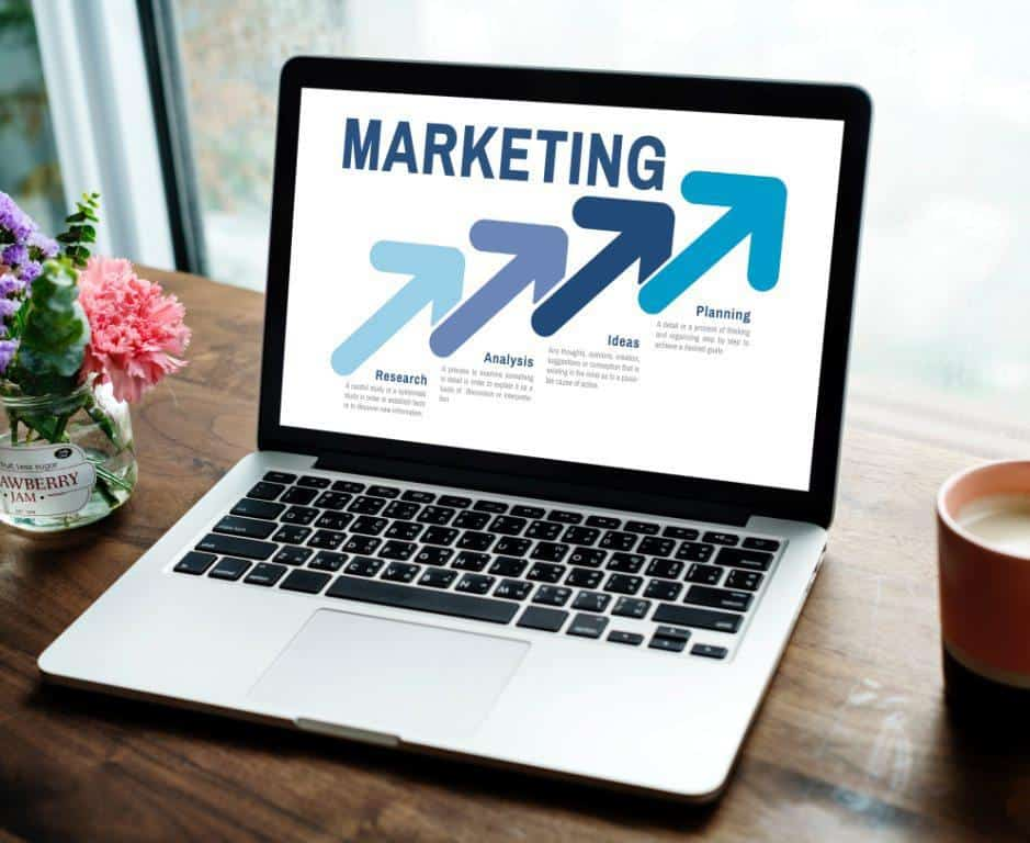 marketing wordpress websites