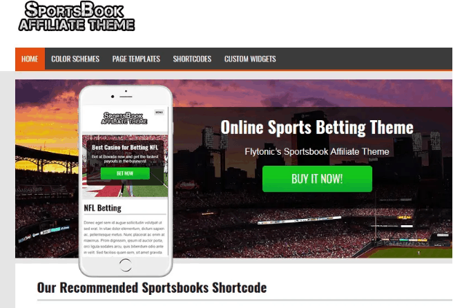 wordpress-Sportsbook-template