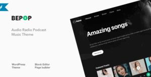 Bepop-Non-stop-Music-WordPress-Theme