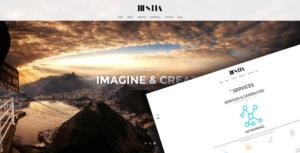 Hestia-Responsive-Unique-HTML-5-Template