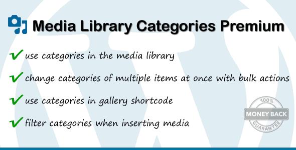 Media-Library-Categories plugin