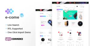 Ecome-Electronics-Store-WooCommerce-Theme