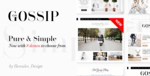 Gossip-Pure-Simple-Personal-WordPress-Blog