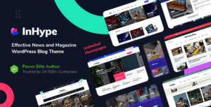InHype-Blog-Magazine-WordPress-Theme