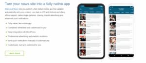 MobileLoud-plugin