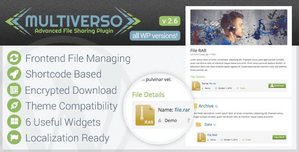 Multiverso-Advanced-File-Sharing-Plugin