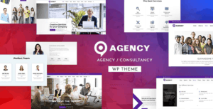 Agency-creative wordpressTheme