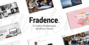 Fradence-A-Creative-Multipurpose-WordPress-Theme