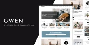 Gwen-Creative-Personal-WordPress-Blog-Theme