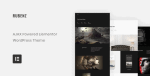 Rubenz-–-Creative-Portfolio-AJAX-WordPress-Theme