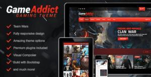 Game-Addict-Clan-War-Gaming-Theme