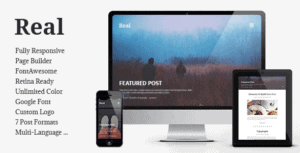 Paid-membership-Blog-REAL-WordPress-Theme