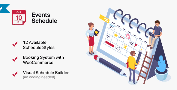 Events-Schedule-WordPress-Events-Calendar-Plugin