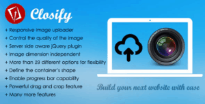 Closify-Powerful-Flexible-Image-Uploader