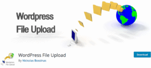WordPress-File-Upload