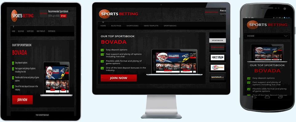 eSports betting theme