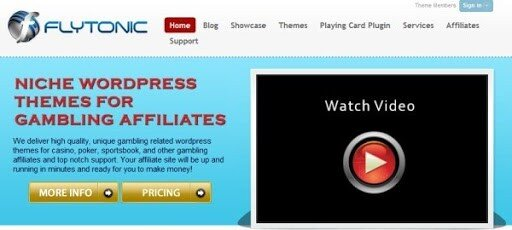 Lottery Affiliate WordPress Theme