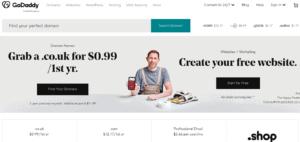 godday web hosting services
