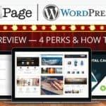 ipage - wordpress hosting service