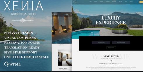 HOTEL-XENIA-best hotel wordpress themes