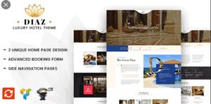 Hotel-Diaz-wordpress-theme