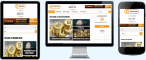 Bitcoin-customizable WordPress-Theme