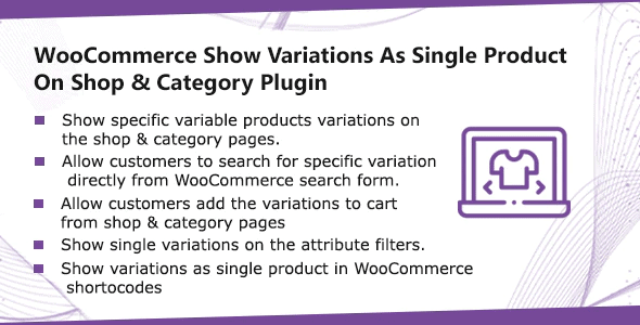 WooCommerce-Show-Single-Variations-On-Shop-Category-Plugin