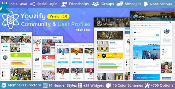 Youzify-formerly-Youzer-BuddyPress-Community-WordPress-User-Profile-Plugin