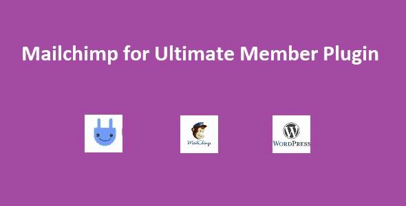 Ultimate-Member-Mailchimp-WordPress-Plugin