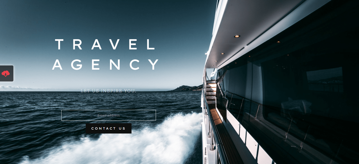 Travel Agency Theme Template