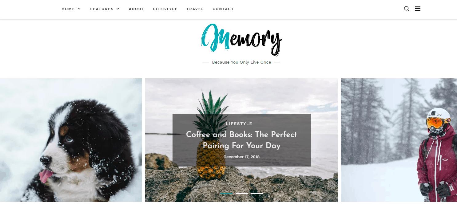 Memory Theme