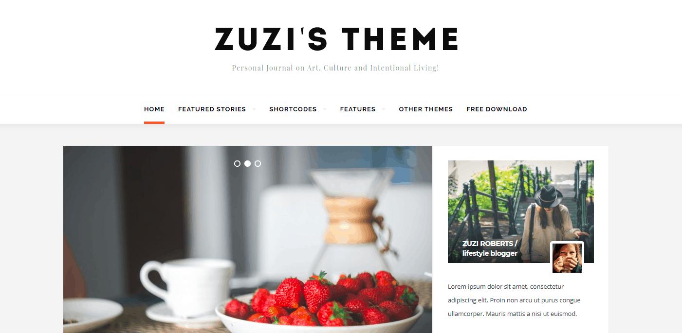 Zuzi's Theme
