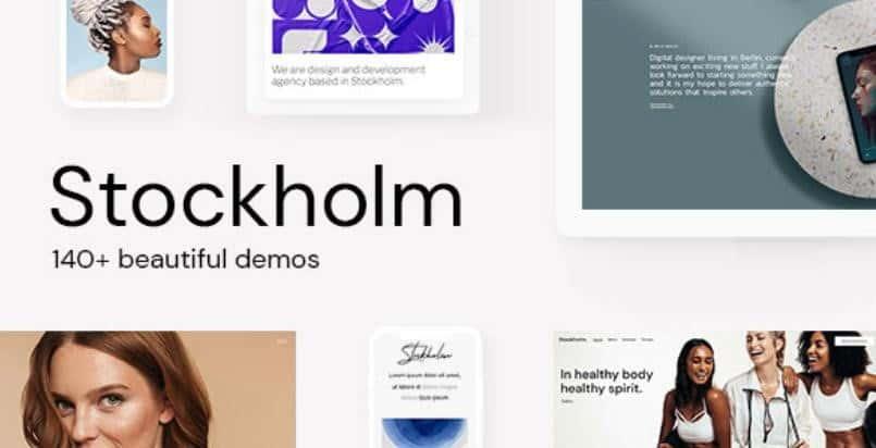 Stockholm theme